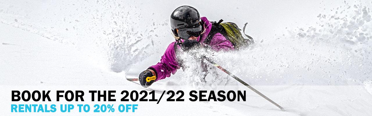 Ski and Snowboard Rentals